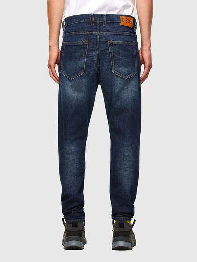 Diesel - D-Vider 009GQ, Dark Blue - Jeans - Image 2