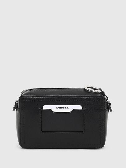 Diesel - ROSA' ML, Black - Crossbody Bags - Image 2