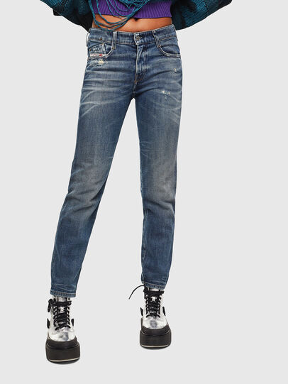 Diesel - D-Rifty 0890Y, Medium blue - Jeans - Image 1