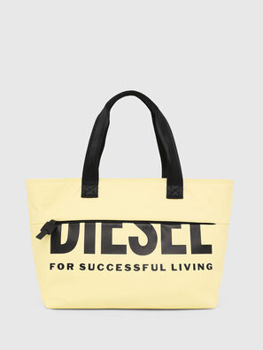 F-BOLD SHOPPER II, Light Yellow - Shopping and Shoulder Bags