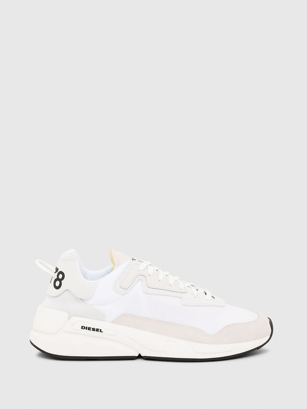 S-SERENDIPITY LC, White - Sneakers
