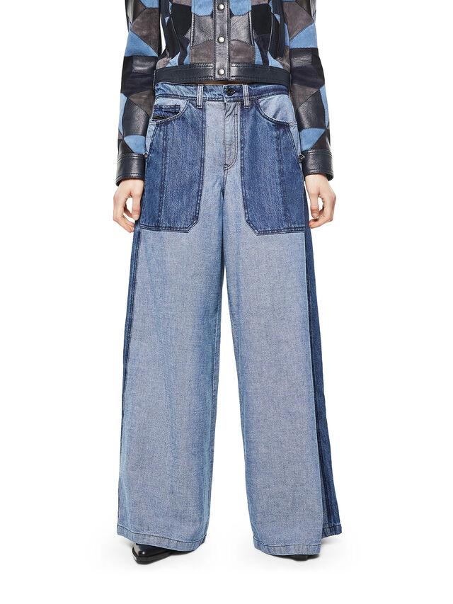 Diesel - TYPE-1907, Blue Jeans - Jeans - Image 1