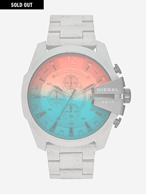 Diesel Concrete Watch