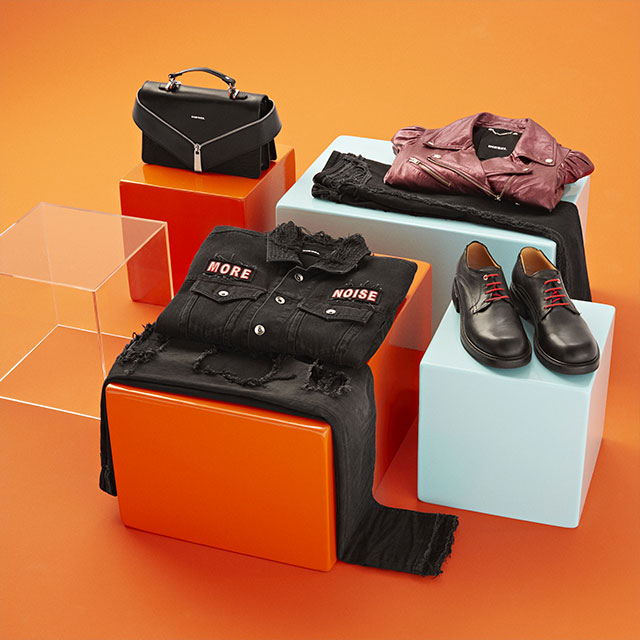 Diesel Gift Guide LIGHT UP THE NIGHT