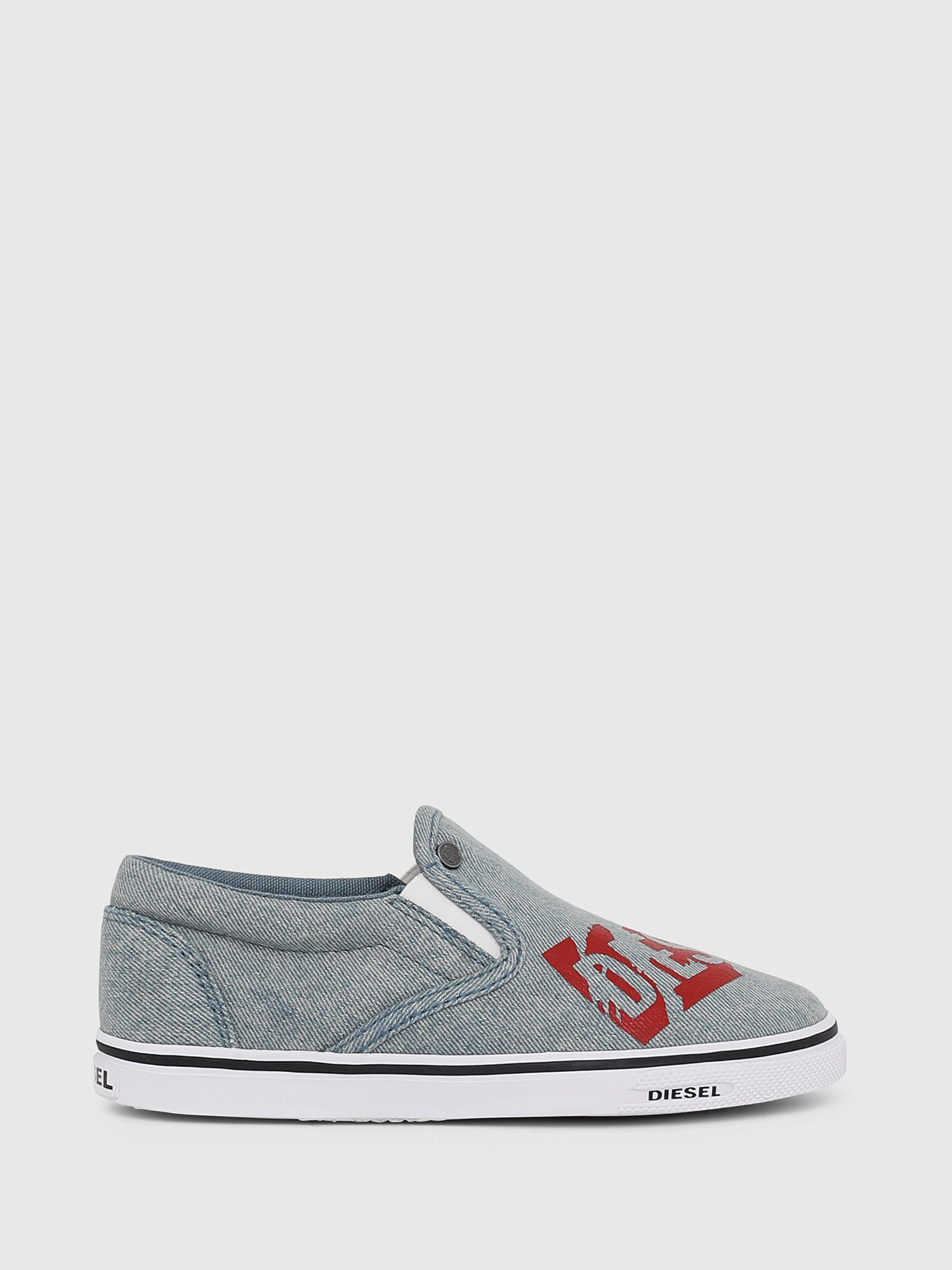 Diesel - SLIP ON 21 DENIM YO,  - Footwear - Image 1