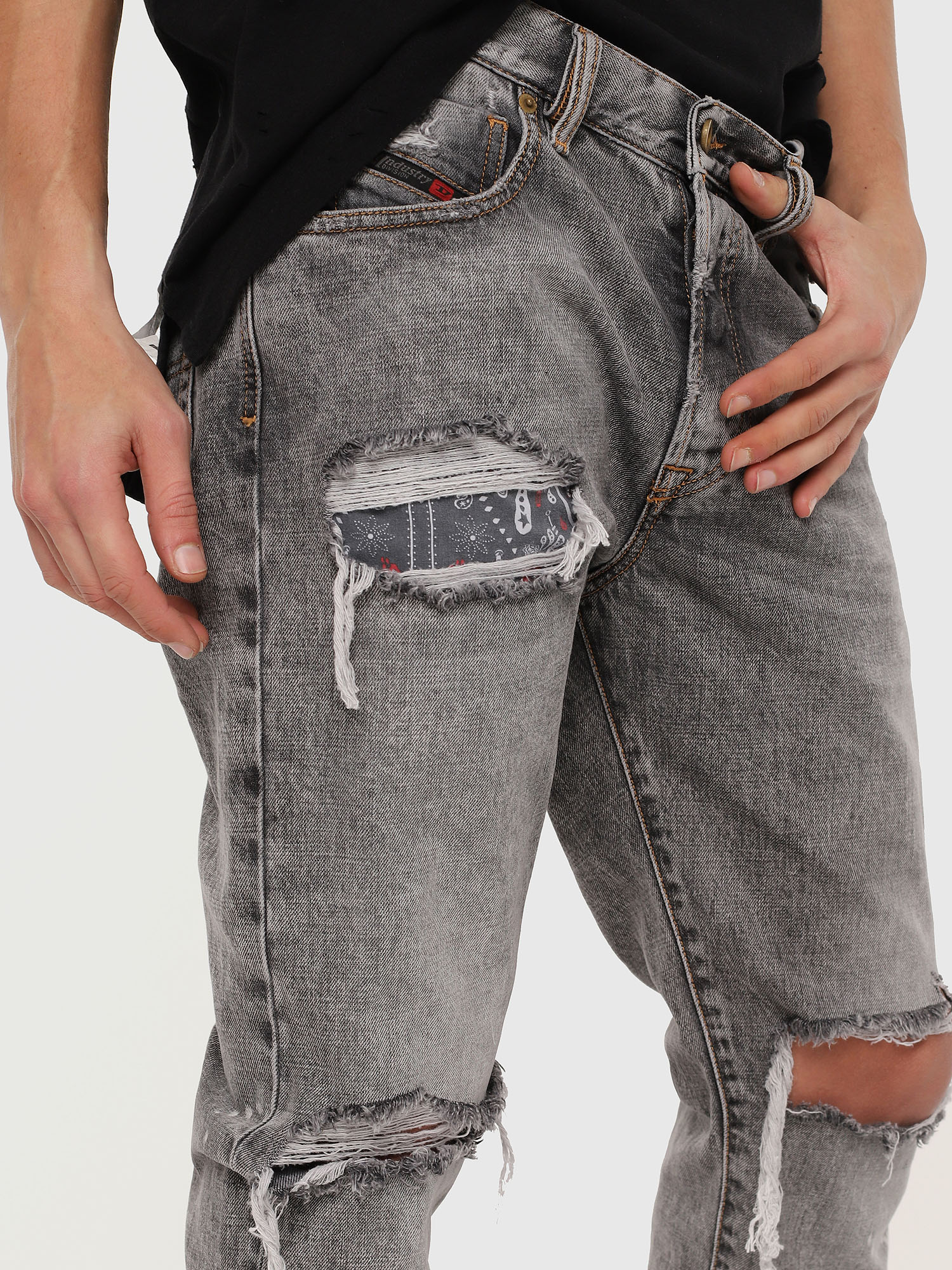 Diesel - Mharky 089AT,  - Jeans - Image 4