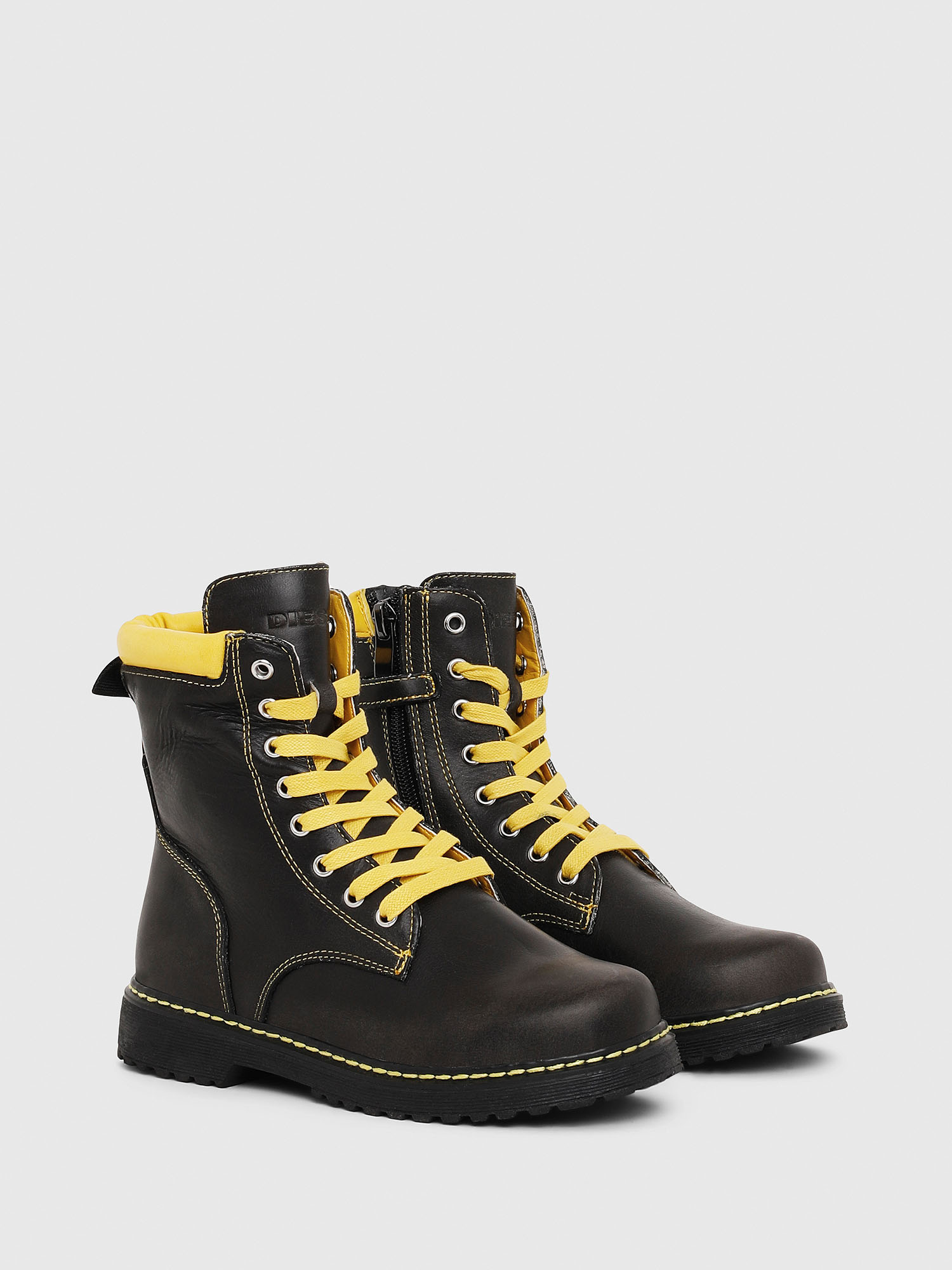 Diesel - HB LACE UP 04 CH,  - Footwear - Image 2