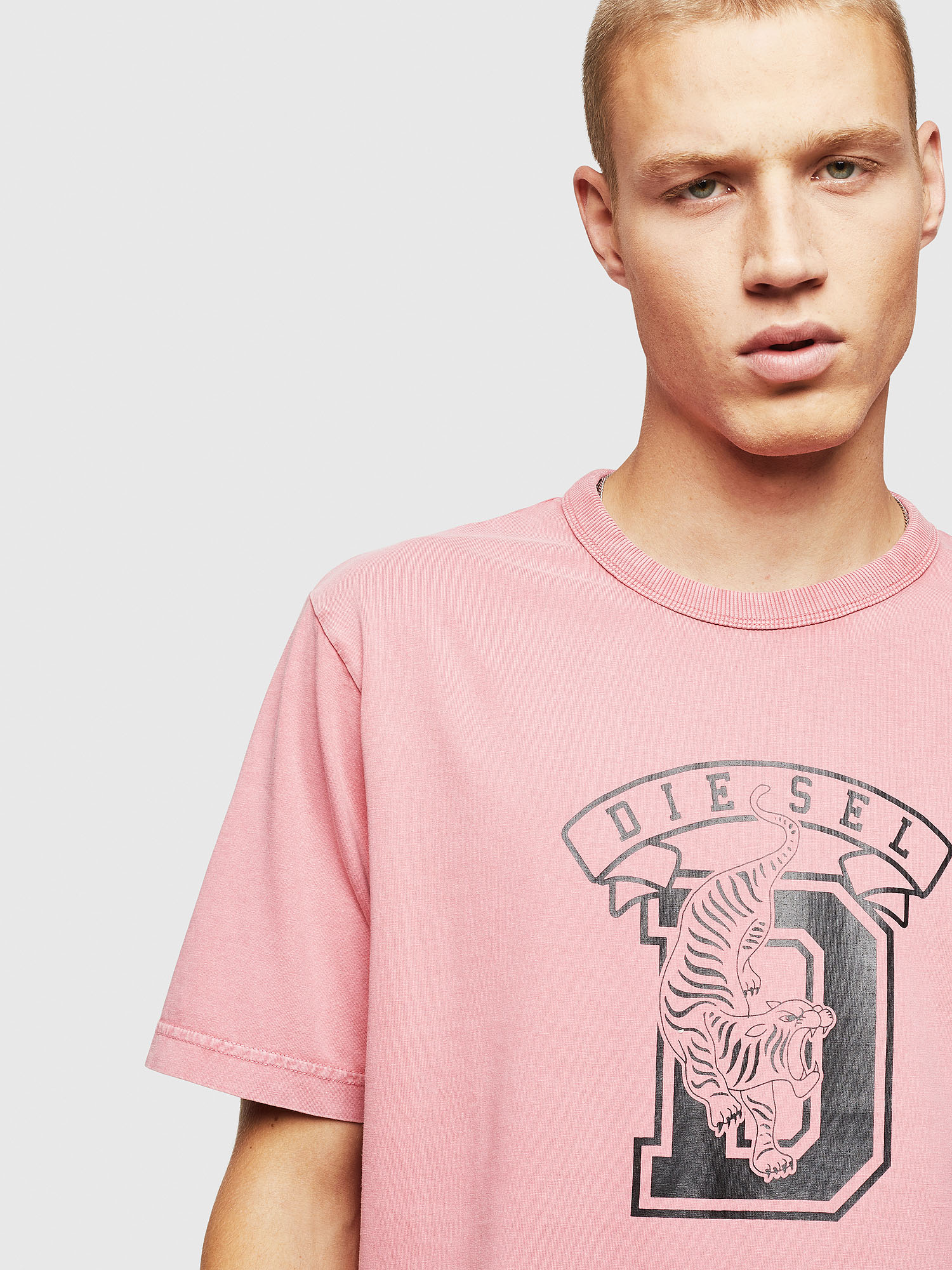 Diesel - T-JUST-B2,  - T-Shirts - Image 3