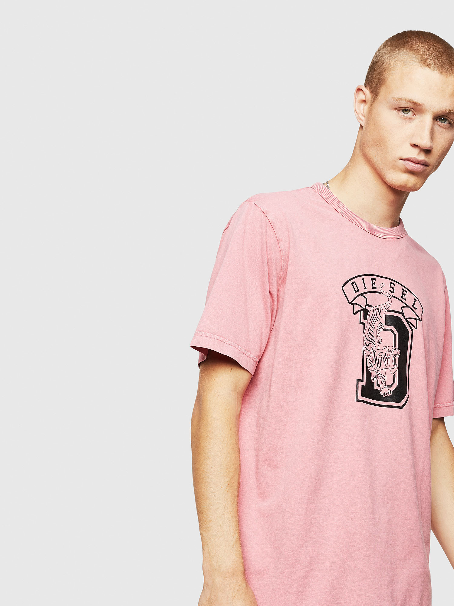Diesel - T-JUST-B2,  - T-Shirts - Image 4